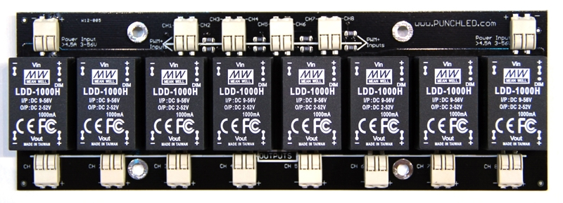 Ldd Driver Array 8x Drivers