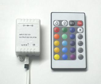 Advanced Moonlight System Control Box And Power Plug