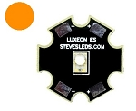 Luxeon ES PC Amber/orange 3 Watt LEDs