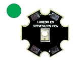 Luxeon ES True Green 3 Watt LEDs - Overstock Clearance!