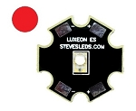 Luxeon ES Standard Red 3 Watt LEDs