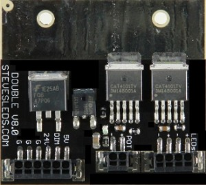 The Double - Digital Dimming LED Driver