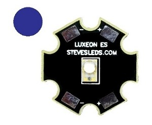 Luxeon ES ROYAL BLUE 3 Watt LEDs